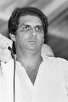 Jader Barbalho 1984<br /> Foto: Paulo Santos/ Interfoto