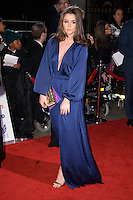 LONDON, UK. October 31, 2016: Brooke Vincent at the Pride of Britain Awards 2016 at the Grosvenor House Hotel, London.<br /> Picture: Steve Vas/Featureflash/SilverHub 0208 004 5359/ 07711 972644 Editors@silverhubmedia.com