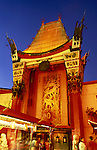 Chinese Theater on Hollywood Boulevard in Los Angeles, CA