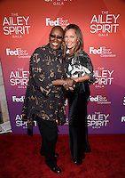 NEW YORK, NY - JUNE 11: Judith Jamison and Actress Venessa Williams pictured at the 'Ailey Spirit Gala Benefit at the David H. Koch Theater , New York City ,June 11, 2014 © HP/Starlitepics.
