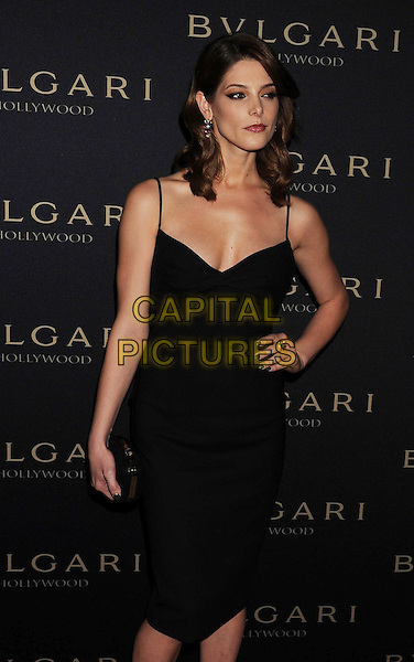 WEST HOLLYWOOD, CA- FEBRUARY 25: Actress Ashley Greene arrives at the BVLGARI 'Decades Of Glamour' Oscar Party Hosted By Naomi Watts at Soho House on February 25, 2014 in West Hollywood, California.<br /> CAP/JOR<br /> &copy;Nils Jorgensen/Capital Pictures