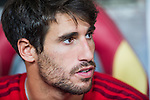 Javi Martinez of Bayern Munich look on prior to the Bayern Munich vs Guangzhou Evergrande as part of the Bayern Munich Asian Tour 2015  at the Tianhe Sport Centre on 23 July 2015 in Guangzhou, China. Photo by Aitor Alcalde / Power Sport Images