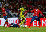 Independiente Medellín venció 2-0 a Atlético Bucaramanga. Fecha 17 Liga Águila II-2018.