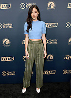 30 May 2019 - West Hollywood, California - Kelsey Asbille. Paramount Network, Comedy Central, TV Land Press Day 2019 held at The London West Hollywood  .   <br /> CAP/ADM/BT<br /> ©BT/ADM/Capital Pictures