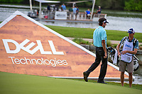 Bubba Watson (USA) departs 13 during round 3 of the World Golf Championships, Dell Technologies Match Play, Austin Country Club, Austin, Texas, USA. 3/24/2017.<br /> Picture: Golffile | Ken Murray<br /> <br /> <br /> All photo usage must carry mandatory copyright credit (&copy; Golffile | Ken Murray)