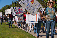 Occupy Orange County - Nov. 5 Marching