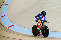 Picture by Alex Whitehead/SWpix.com - 24/03/2018 - Cycling - 2018 UCI Para-Cycling Track World Championships - Rio de Janeiro Municipal Velodrome, Barra da Tijuca, Brazil - Samantha Bosco of the USA competes in the Women's C5 Individual Pursuit qualifying.