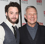 Eddie Kaye Thomas & Walter Bobbie attending the Opening Night Party for the Manhattan Theatre Club's 'Golden Age' at Beacon Restaurant in New York City on December 4, 2012.