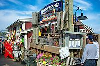Stewmans Lobster pound, Bar Harbor, Maine, USA