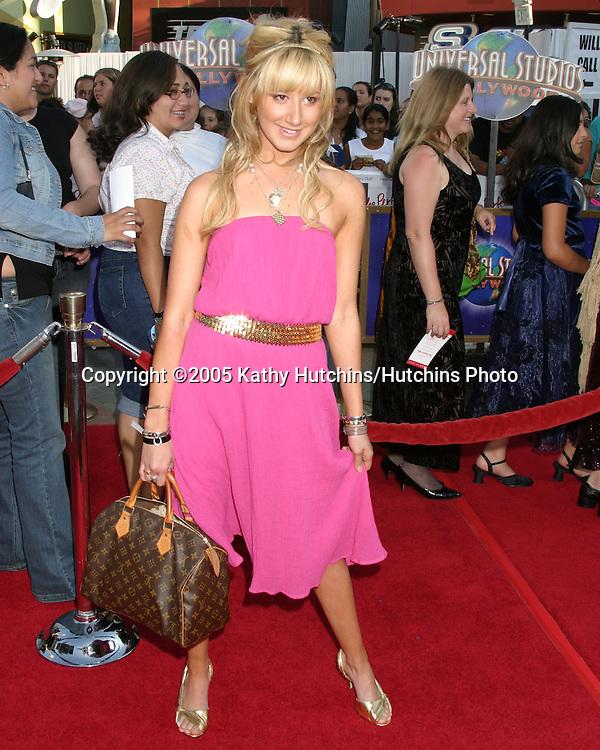 "Ashley Tisdale.""The Perfect Man"" Premiere.Los Angeles, CA.June 13, 2005.©2005 Kathy Hutchins/Hutchins Photo"