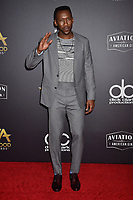 BEVERLY HILLS, CA - NOVEMBER 04: Mahershala Ali arrives at the 22nd Annual Hollywood Film Awards at the Beverly Hilton Hotel on November 4, 2018 in Beverly Hills, California.<br /> CAP/ROT/TM<br /> &copy;TM/ROT/Capital Pictures