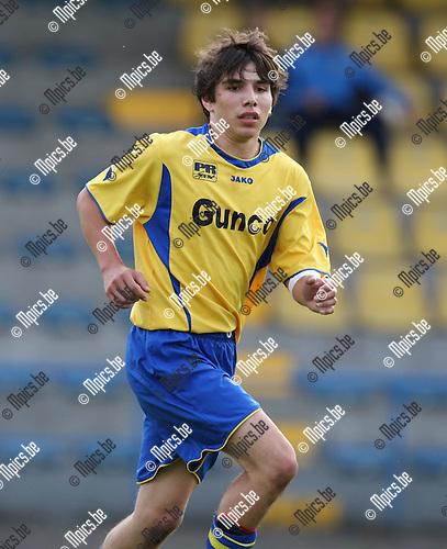 2007-08-18 / Voetbal /Wijnegem / Hannes De Meyer