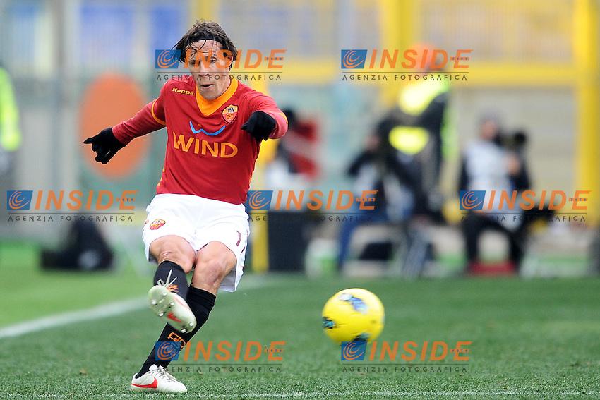 "Rodrigo Taddei Roma.Roma 5/2/2012 Stadio ""Olimpico"".Football Calcio 2011/2012 Serie A.Roma Vs Inter.Foto Insidefoto Andrea Staccioli"
