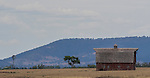 """Barn built in Breeza, country NSW for the 2006 movie """"Superman Returns"""""""