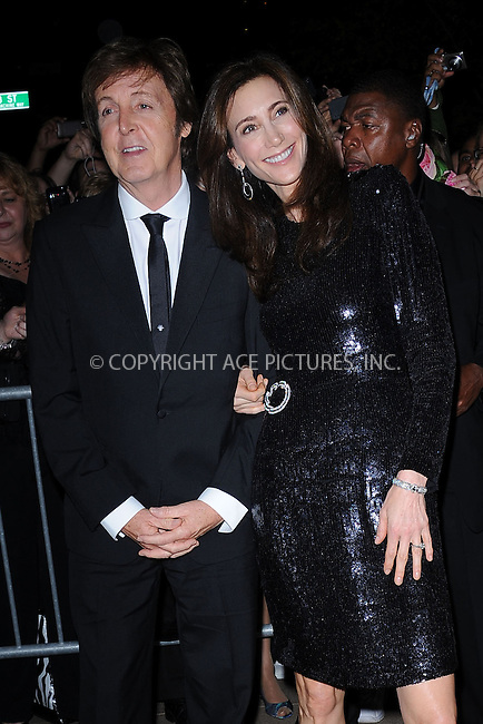 WWW.ACEPIXS.COM . . . . . .September 22, 2011...New York City...Sir Paul McCartney and Nancy Shevell attend the 2011 New York City Ballet Fall Gala at the David Koch Theatre at Lincoln Center on September 22, 2011 in New York City. ....Please byline: KRISTIN CALLAHAN - ACEPIXS.COM.. . . . . . ..Ace Pictures, Inc: ..tel: (212) 243 8787 or (646) 769 0430..e-mail: info@acepixs.com..web: http://www.acepixs.com .