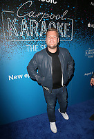 07 August 2017 - West Hollywood, California - James Corden. 'Carpool Karaoke: The Series' On Apple Music Launch Party held at Chateau Marmont. Photo Credit: F. Sadou/AdMedia