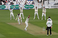 Surrey's Dean Elgar survives a loud lbw appeal during Surrey CCC vs Kent CCC, Specsavers County Championship Division 1 Cricket at the Kia Oval on 7th July 2019