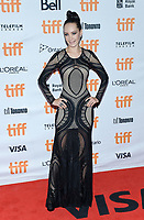 10 September 2017 - Toronto, Ontario Canada - Ksenia Solo. 2017 Toronto International Film Festival - &quot;mother!&quot; Premiere held at TIFF Bell Lightbox. <br /> CAP/ADM/BPC<br /> &copy;BPC/ADM/Capital Pictures