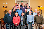 Retirement Party: Dan Hartnett, Lower Athea celebrating his retirement after 34 years service at Kerry Ingredients, Listowel  with his work colleagues at the Listowel Arms Hotel on Friday evening last.