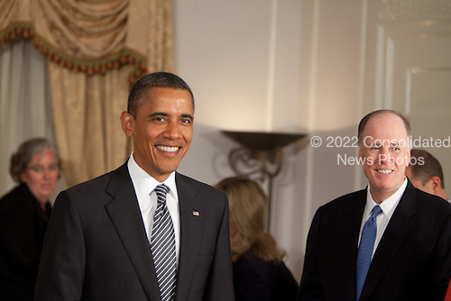 United States President Barack Obama attends a bilateral meeting with Prime Minister Recep Tayyip Erdogan of Turkey (not pictured) at the United Nations General Assembly in New York, New York on Tuesday, September 20, 2011. .Credit: Allan Tannenbaum / Pool via CNP