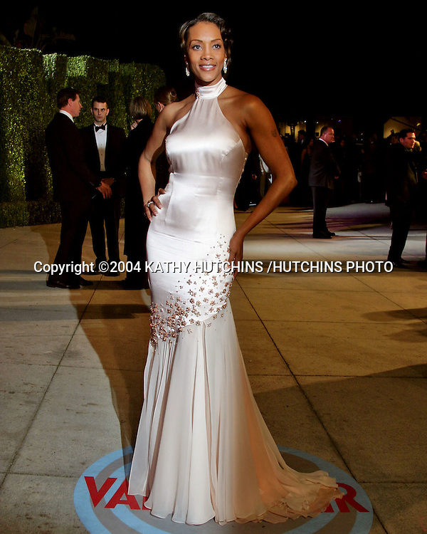 ©2004 KATHY HUTCHINS /HUTCHINS PHOTO.VANITY FAIR OSCAR PARTY.MORTONS RESTAURANT.WEST HOLLYWOOD, CA .FEBRUARY 29, 2004 ..VIVICA A. FOX