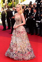 www.acepixs.com<br /> <br /> May 23 2017, Cannes<br /> <br /> Elle Fanning arriving at the 70th Anniversary of the annual Cannes Film Festival at Palais des Festivals on May 23, 2017 in Cannes, France.<br /> <br /> By Line: Famous/ACE Pictures<br /> <br /> <br /> ACE Pictures Inc<br /> Tel: 6467670430<br /> Email: info@acepixs.com<br /> www.acepixs.com