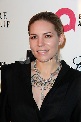 WEST HOLLYWOOD, CA - FEBRUARY 22: Skylar Grey at the 2015 Elton John AIDS Foundation Oscar Party in West Hollywood, California on February 22, 2015. Credit: David Edwards/DailyCeleb/MediaPunch