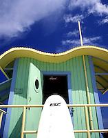 lifeguard stand south beach miami beach