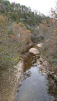 NWA Democrat-Gazette/FLIP PUTTHOFF<br /> North Sylamore Creek seen near Gunner Pool Recreation Area.