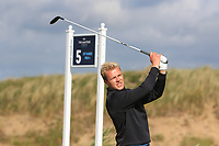 James Wilson (Balmore) during Round 1 of the The Amateur Championship 2019 at The Island Golf Club, Co. Dublin on Monday 17th June 2019.<br /> Picture:  Thos Caffrey / Golffile<br /> <br /> All photo usage must carry mandatory copyright credit (© Golffile | Thos Caffrey)