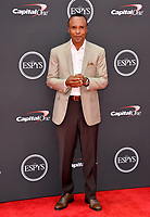 Sugar Ray Leonard at the 2018 ESPY Awards at the Microsoft Theatre LA Live, Los Angeles, USA 18 July 2018<br /> Picture: Paul Smith/Featureflash/SilverHub 0208 004 5359 sales@silverhubmedia.com