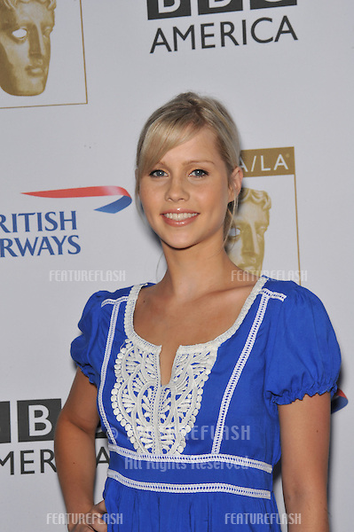 "Australian actress Claire Holt - star of ""H2O: Just Add Water"" - at BAFTA/LA's sixth annual TV Tea Party to celebrate the Emmys at the Intercontinental Hotel, Century City..September 20, 2008  Los Angeles, CA.Picture: Paul Smith / Featureflash"