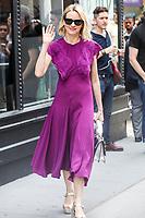 NEW YORK, EUA, 29.06.2017 -  NAOMI-WATTS - A atriz Naomi Watts é vista no Soho na Ilha de Manhattan em New York nesta quinta-feira, 29 junho. (Foto: Vanessa Carvalho/Brazil Photo Press)