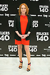 "Gracia Querejeta attend the Presentation of ""Happy 140"" (Felices 140) Movie at Eurobuilding Hotel, Madrid,  Spain. April 07, 2015.(ALTERPHOTOS/)Carlos Dafonte)"