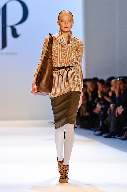 Charlotte Ronson: Mercedes Benz Fashion Week Fall/Winter 2012