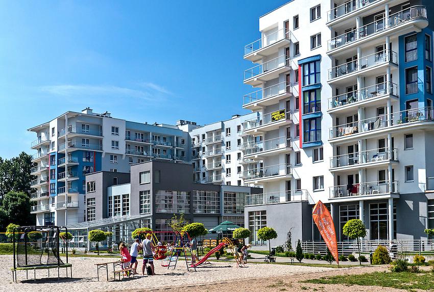 Domy wczasowe nad morzem, Kołobrzeg