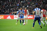 VOETBAL: AMSTERDAM: 16-04-2017, AJAX - SC Heerenveen, uitslag 5 - 1, Reza Ghoochannejhad, ©foto Martin de Jong