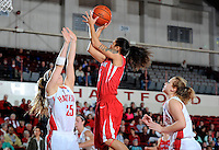 Stony Brook WBB vs. UHart Halftime 2/2/2014