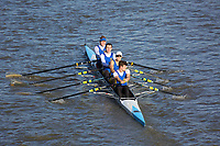 Crew: 190  BAU (E)  Bath University (R Haines)  4x- Acad Champ<br /> <br /> Fours Head of the River 2018<br /> <br /> To purchase this photo, or to see pricing information for Prints and Downloads, click the blue 'Add to Cart' button at the top-right of the page.