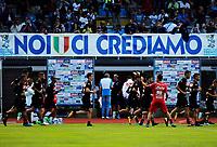 Calcio Napoli inizia il ritiro