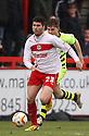 Dani Lopez of Stevenage. Stevenage v Yeovil Town- npower League 1 -  Lamex Stadium, Stevenage - 13th April, 2013. © Kevin Coleman 2013.. . . . .. . . .  . . .  .