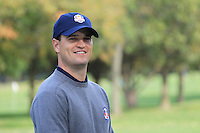 Zach Johnson (USA) at the USA Team photo shoot during Monday's Practice Day of the 39th Ryder Cup at Medinah Country Club, Chicago, Illinois 25th September 2012 (Photo Eoin Clarke/www.golffile.ie)