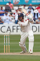 Simon Hamer in batting action for Essex during Essex CCC vs Warwickshire CCC, Specsavers County Championship Division 1 Cricket at The Cloudfm County Ground on 15th July 2019