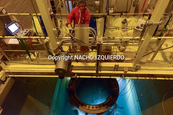 CENTRAL NUCLEAR -Almonacid de Zorita (Guadalajara)