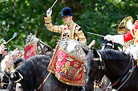 Trooping The Colour 2019<br /> LONDON, ENGLAND - JUNE 08: Guardsman at Trooping The Colour, the Queen's annual birthday parade, on June 08, 2019<br /> CAP/GOL<br /> ©GOL/Capital Pictures
