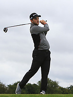 Bradley Neil (SCO) on the 11th tee during Round 4 of the Bridgestone Challenge 2017 at the Luton Hoo Hotel Golf &amp; Spa, Luton, Bedfordshire, England. 10/09/2017<br /> Picture: Golffile | Thos Caffrey<br /> <br /> <br /> All photo usage must carry mandatory copyright credit     (&copy; Golffile | Thos Caffrey)