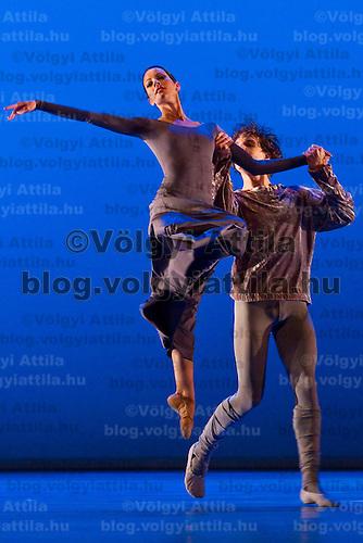 Orveny ballet night presented in the Budapest Opera House. Budapest, Hungary. Wednesday, 19. May 2010. ATTILA VOLGYI