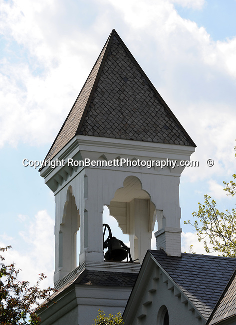 """Church steeple and bell Pennsylvania Dutch country in Lancaster County PA, Pennsylvania Dutch in Amish Country Lancaster County Pennsylvania, Amish, Horse and buggy with amish family on backroads of Pennsylvainia, buggy, amish family, buggy and horse, Commonwealth of Pennsylvania, Commonwealth of Pennsylvania, natives, Northeasterners, Middle Atlantic region, Philadelphia, Keystone State, 1802, Thirteen Colonies, Declaration of Independence, State of Independence, Liberty, Conestoga wagons, Quaker Province, Founding Fathers, 1774, Constitution written, Photography history, Fine art by Ron Bennett Photography.com, Stock Photography, Fine art Photography and Stock Photography by Ronald T. Bennett Photography ©, All rights reserved copyright Ron Bennett Photography.Com, FINE ART and STOCK PHOTOGRAPHY FOR SALE, CLICK ON  """"ADD TO CART"""" FOR PRICING,"""