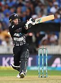 10th February 2019, Seddon Park, Hamilton, New Zealand; 3rd T20 International, New Zealand versus India;    Tim Seifert