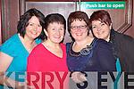 Sarah Donohoe(Abbeyfeale), Phil Enright(Ballybunnion), Mairead Lenihan(Abbeyfeale) and Phyllis Enright(Ballybunnion) enjoying 'The Children Need You Concert' held last Saturday night in The Devon Inn, Templeglantine.